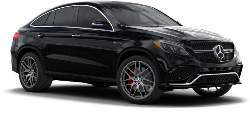 Mercedes Benz GLE Coupe 450 AMG
