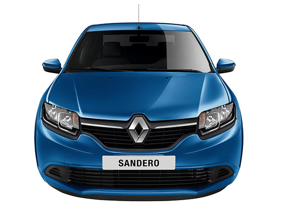 Renault Sandero Stepway for rent by Showcase Lebanon car rental company
